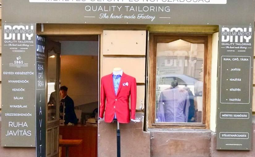 Dress Me and You – Stílus találkozó, avagy olaszországkicsiben