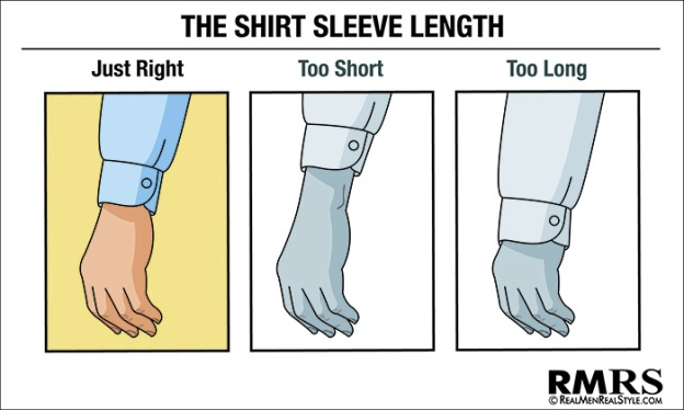 how-mens-dress-shirt-should-fit-sleeve-length-1