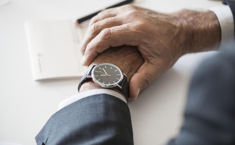 Óra –  5 óra szabály, amivel minden férfinak tisztában kelllennie!