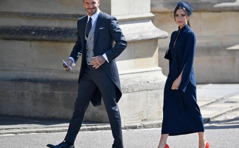 David Beckham, Elton John, George Clooney. Ők voltak a királyi esküvő legjobban öltözöttférfijai!