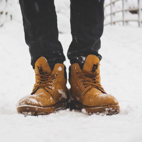Férfi Téli Cipő Bakancs