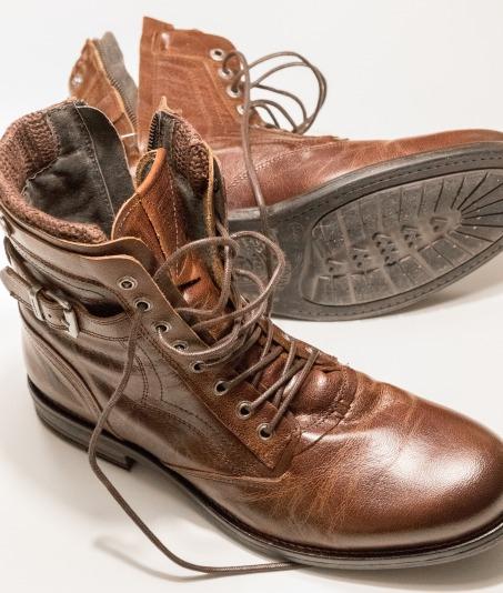 Férfi Téli Cipő magas szárú cipő