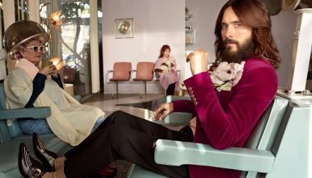 Hogyan lett Jared Letoból Jézus, és mi köze ehhez a Guccinak?