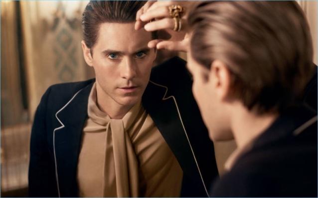 Jared Leto és a Gucci