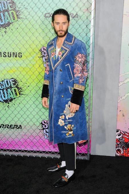 Jared Leto és a divat