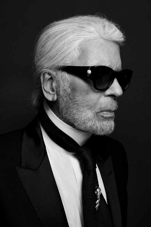 Karl Lagerfeld egyedisége