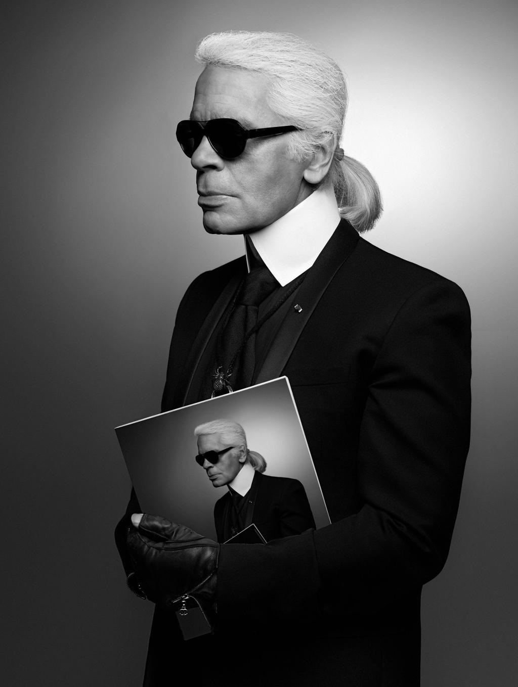 Mit tanított Karl Lagerfeld az ikonikus stílusról?