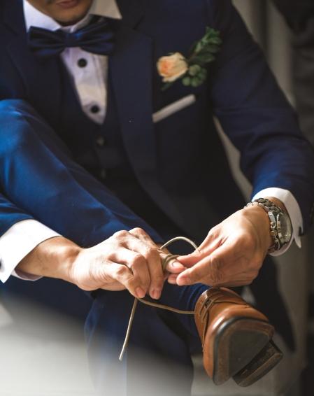 Esküvő Férfiként: A Vőlegény öltöny, ami emlékezetes lesz