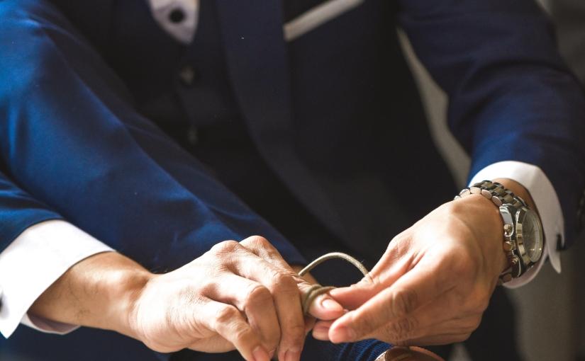 Esküvő Férfiként: A Vőlegény öltöny, ami emlékezeteslesz