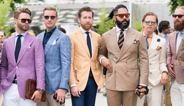 5 öltözködési szabály, amire fittyet hánynak az Olasz macsók