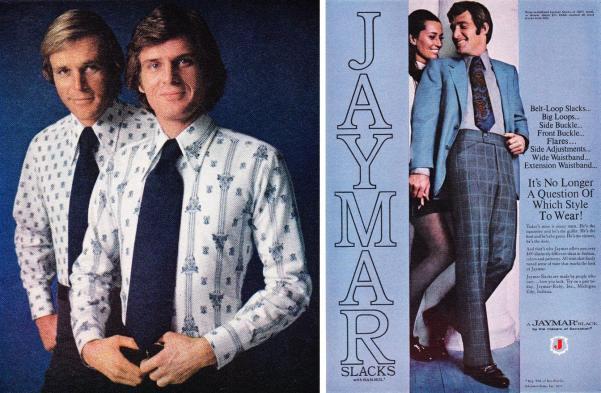 1970-es férfi divat